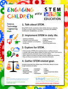 Engaging Children with STEM Education