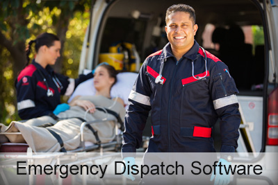 Premiere Responder - Emergency Dispatch Software